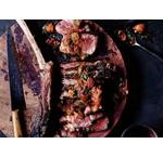 Tomahawk Steak by Robin Of The Hood