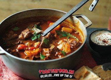 The Hungarian Goulash Soep