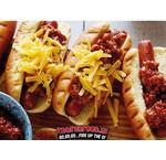 The Texan Chili Dogs