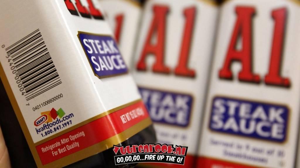 a1 A1 Steak Sauce XL