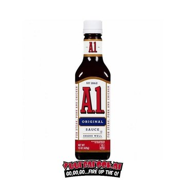 A1 A1 Steak Sauce 10oz