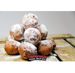 Oliebollen from the Dutch Oven