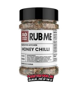 Angus & Oink Angus&Oink (Rub Me) Honey Chili Seasoning