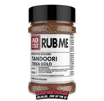 Angus & Oink Angus&Oink (Rub Me) Tandoori Seasoning 200 grams