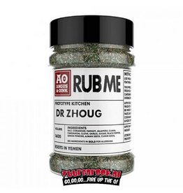 Angus & Oink Angus&Oink (Rub Me) Zhoug Seasoning