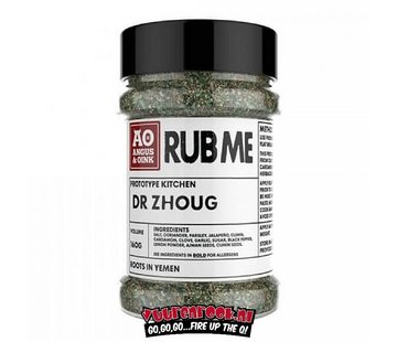 Angus & Oink Angus&Oink (Rub Me) Zhoug Seasoning 160 grams