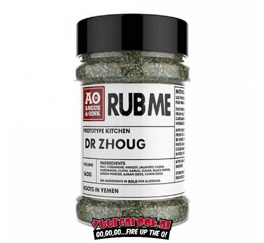 Angus&Oink (Rub Me) Zhoug Seasoning