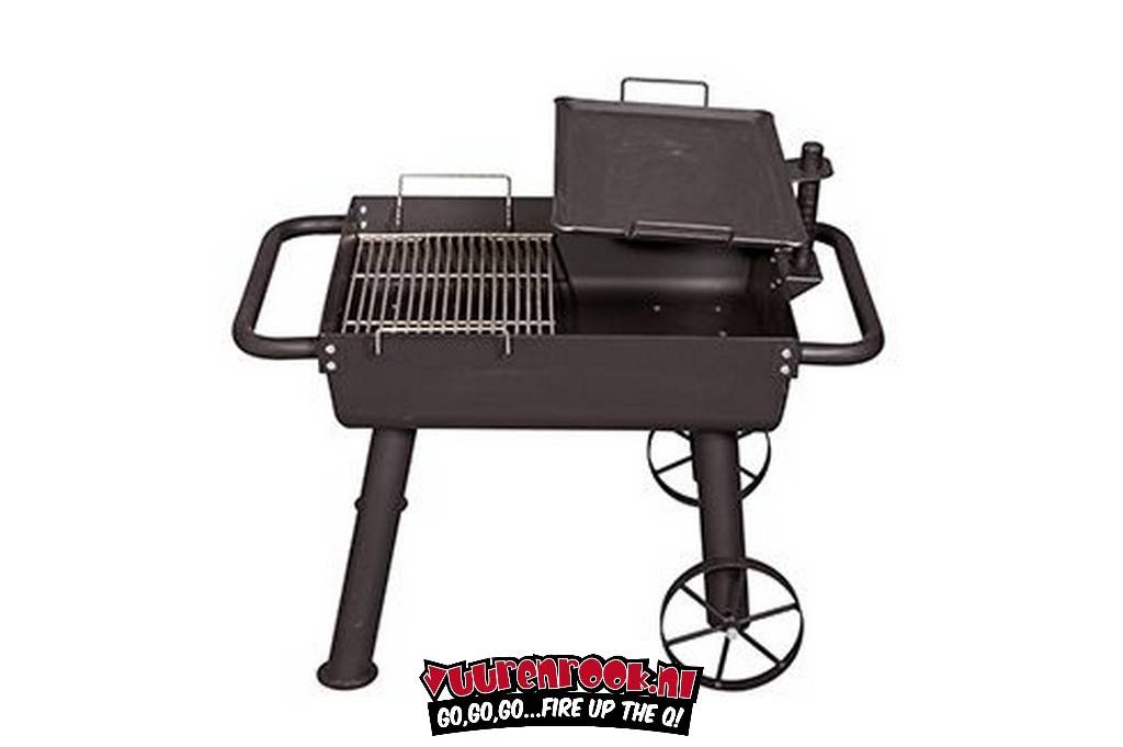 Campchef Wood Fire Cook Wagon