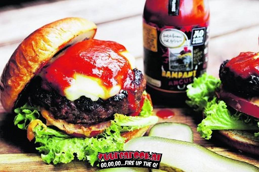 Angus & Oink Angus&Oink Rampant Angus BBQ Sauce