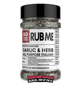 Angus & Oink Angus&Oink Garlic And Herb Seasoning