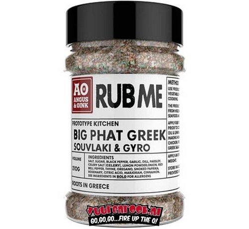 Angus & Oink Angus&Oink (Rub Me) Big Phat Greek Seasoning