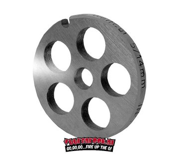 Wolfcut Germany Enterprise 5 stainless steel plate 14 mm