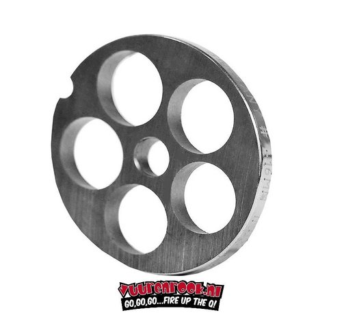 Wolfcut Wolfcut Germany Enterprise 5 stainless steel plate 16 mm