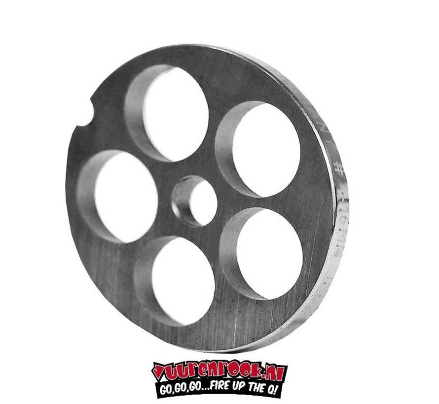 Wolfcut Germany Enterprise 5 stainless steel plate 16 mm