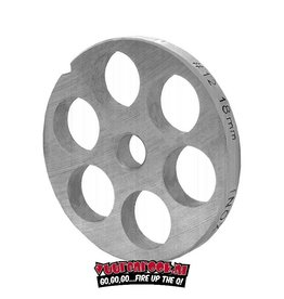 Wolfcut Wolfcut Germany Enterprise 10/12 stainless steel plate 18 mm