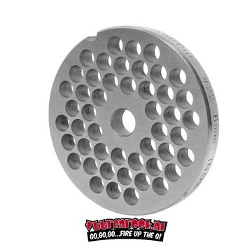 Wolfcut Wolfcut Germany Enterprise 22 stainless steel plate 8 mm