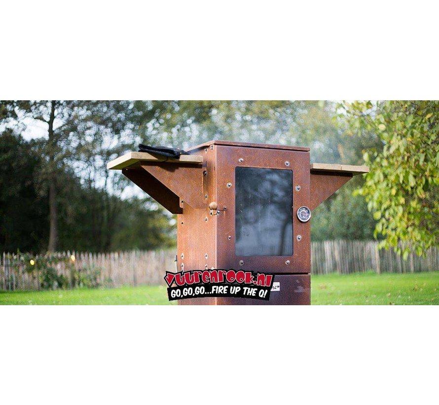Le Maitre Smoker Iron Brown Model 2019