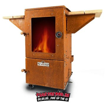 Le Maitre Le Maitre Smoker Iron Brown Model 2019