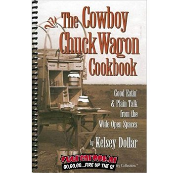 Apricot Press Cowboy ChuckWagon Cookbook