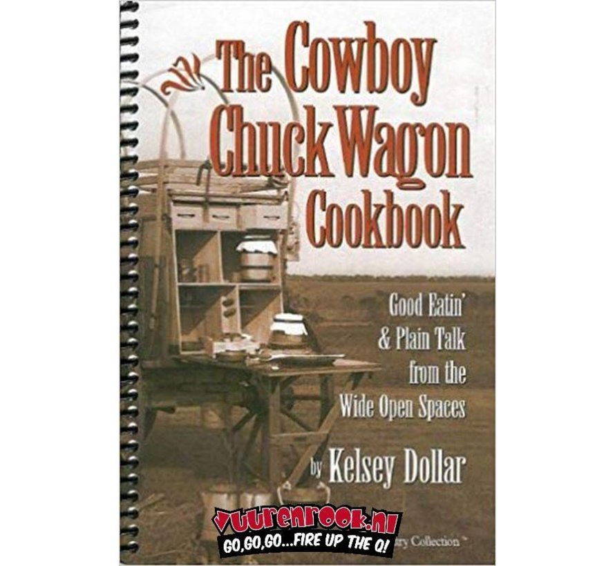 Cowboy ChuckWagon Cookbook