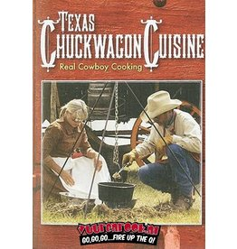 Great Texas Line Press Texas Chuckwagon Cuisine