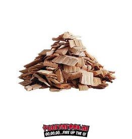 NEW! Bulkbag Wood Smoking Flakes  Appel 15kg