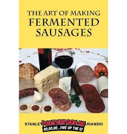 Bookmagic The Art of Making Fermented Sausages