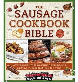 Sterling Publishing The Sausage Cookbook Bible