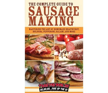 Skyhorse The Complete Guide to Sausage Making