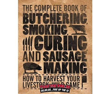 Voyageur Pres inc The Complete Book of Butchering, Smoking, Curing, and Sausage Making