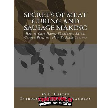 Createspace Secrets of Meat Curing and Sausage Making