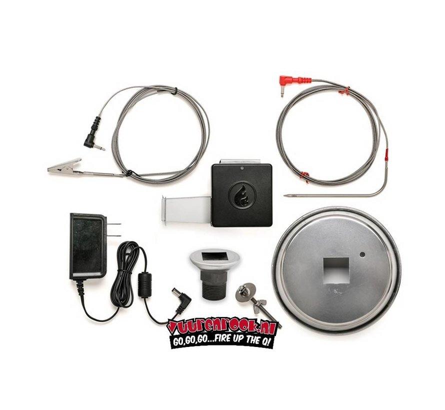 Flame Boss 400-WiFi Universal-Raucher-Controller