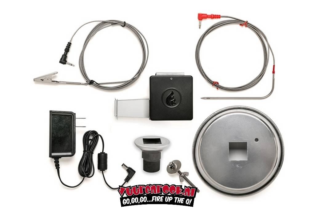 Flame Boss Flame Boss 400-WiFi Universal-Raucher-Controller
