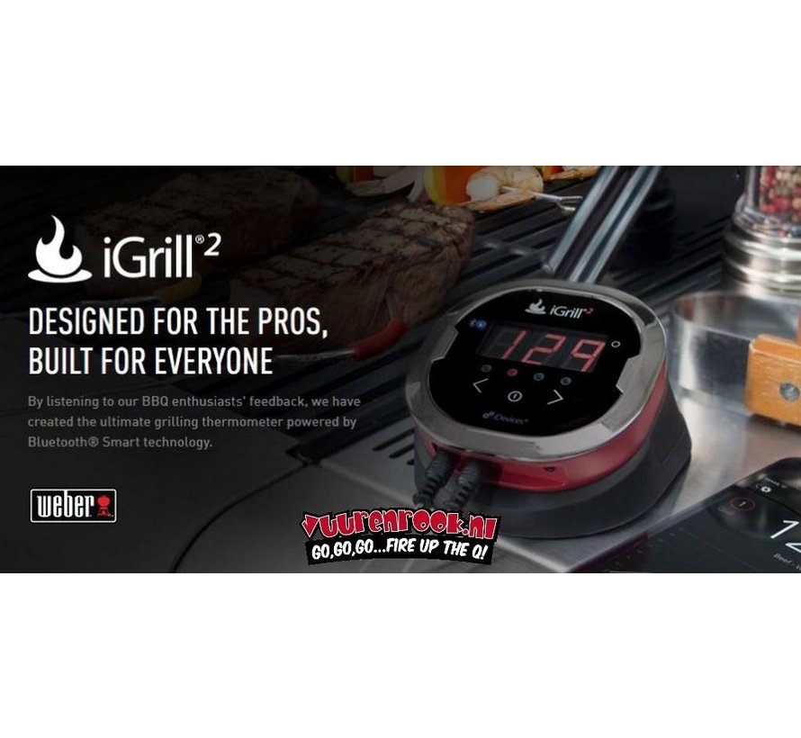 Weber iGrill 2 Bluetooth