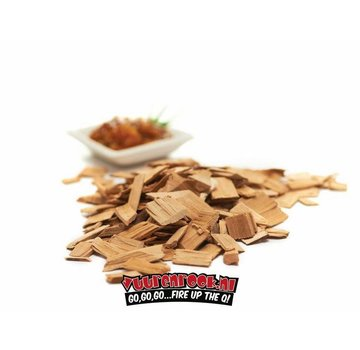 BBQ 365 BBQ365 Hickory Smoking chips 1 kilo