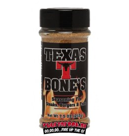 Texas T Bone Texas T Bone BBQ Rub
