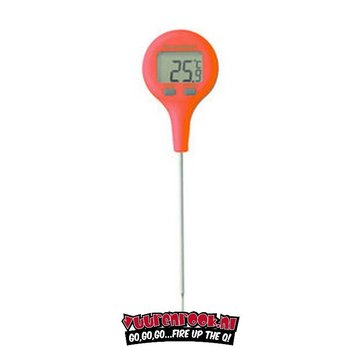 ETI Thermastick Pocket Thermometer Rot