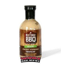Historic BBQ Historische süße Essigdressing BBQ