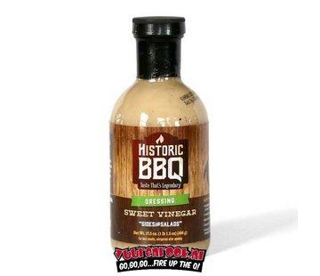 Historic BBQ Historic BBQ Sweet Vinegar Dressing 17.5oz