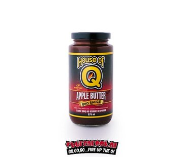 House of Q House Of Q Apple Butter BBQ Sauce 12oz