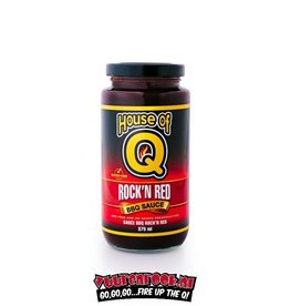 House of Q House Of Q Rocking Red BBQ Sauce