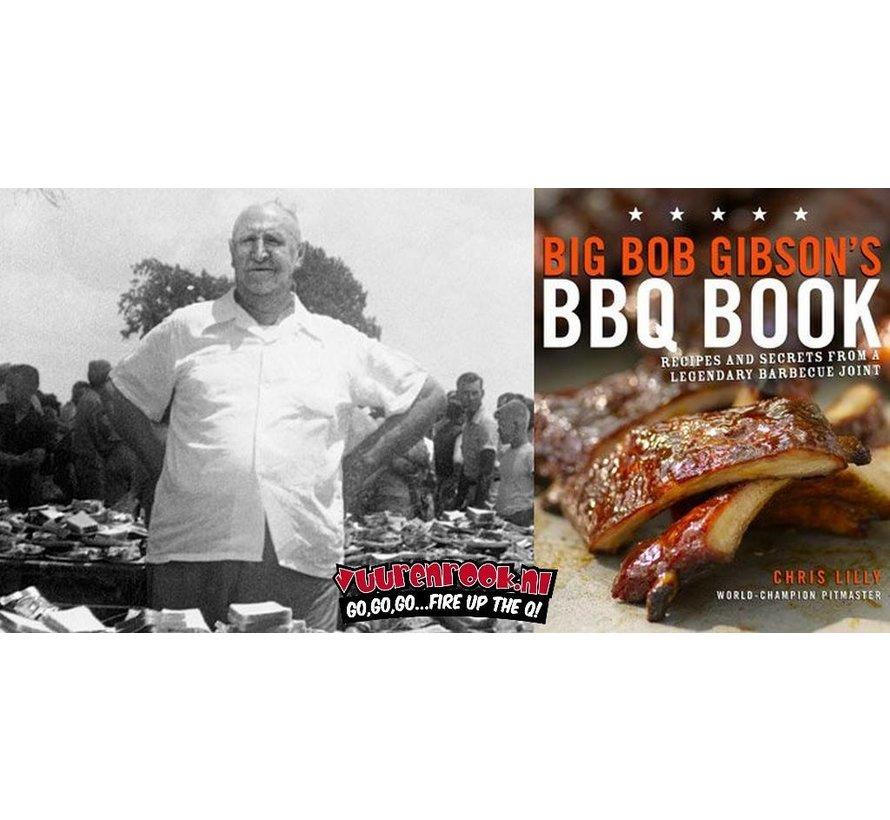Big Bob Gibson Steak&Burger Dry Rub