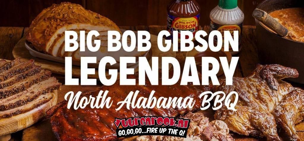 Big Bob Gibson Big Bob Gibson Seasoning & Dry Rub XXXL