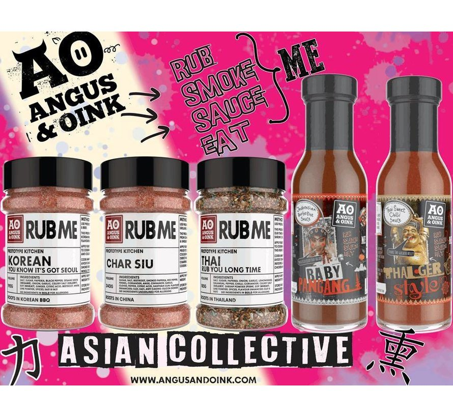Angus&Oink Asian Collective