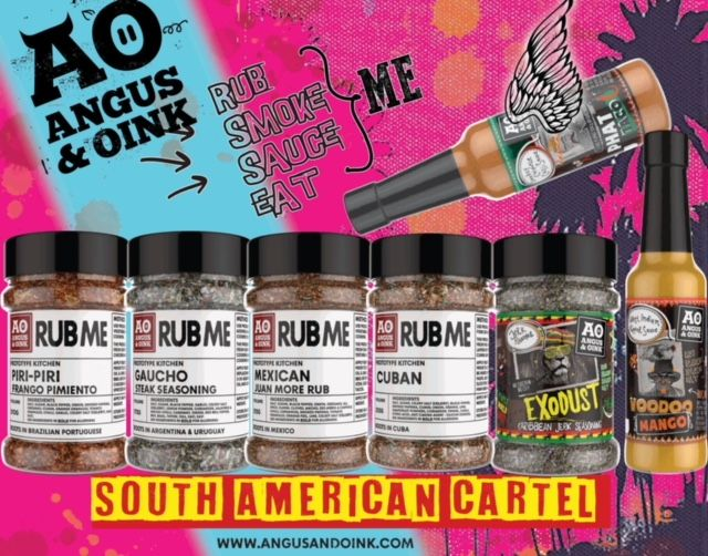 Angus & Oink Angus&Oink South American Cartel