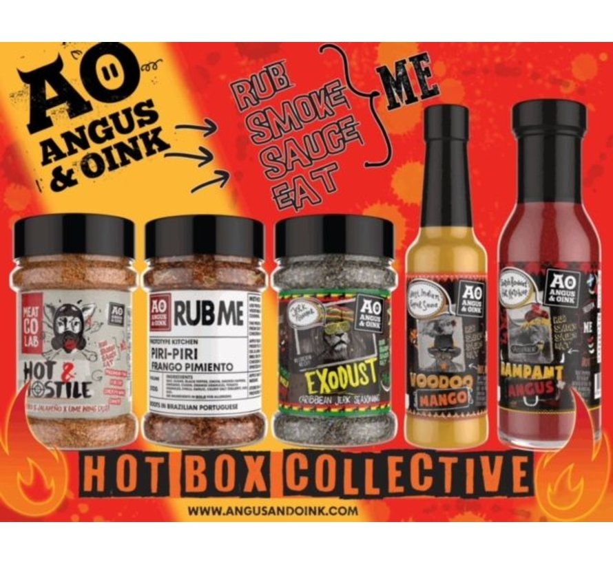 Angus & Oink Hot Box Collective