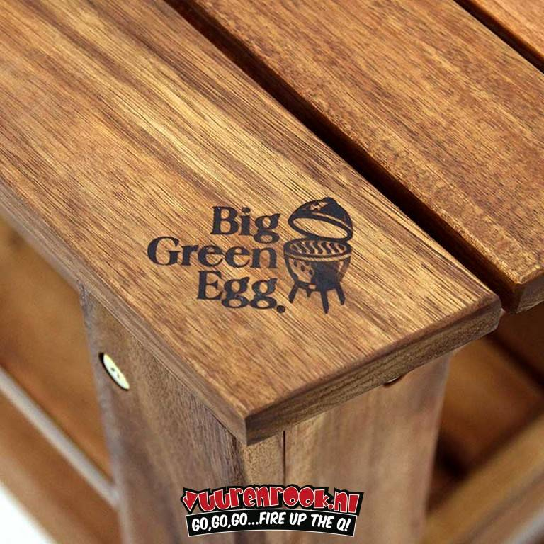 Big Green Egg Big Green Egg Acacia Table XLarge