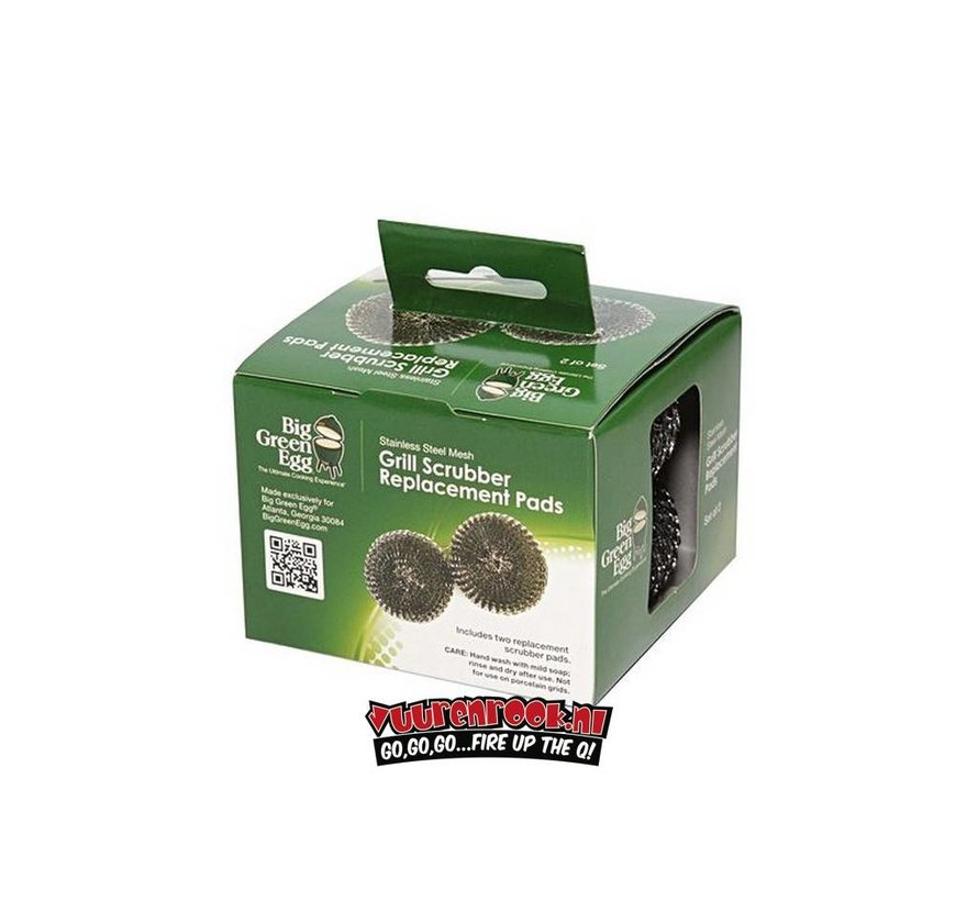 Big Green Egg Scrubber Replacement
