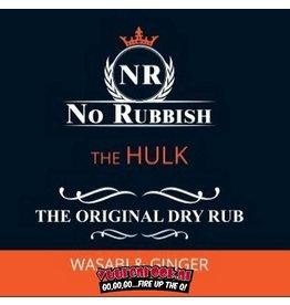 No Rubbish No Rubbish The Hulk