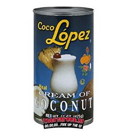 Sorry We Lost The Date...Coco Lopez Cream of CocoNut